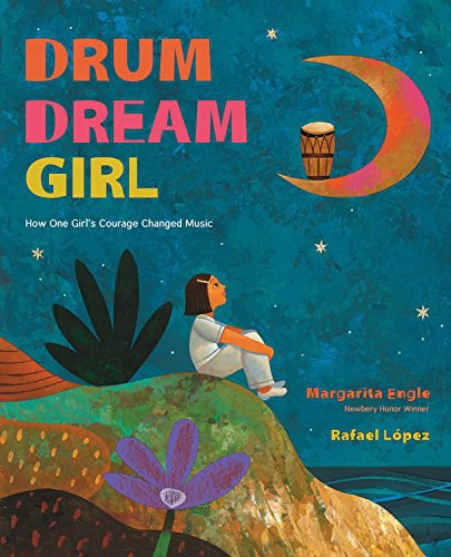 Graphic for Book Pura Belpre (Illustrator) Drum Dream Girl