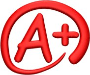 A Plus Math Logo