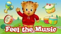 Daniel Tiger Feel the Music