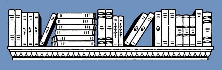 Graphic of Bookshelf