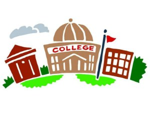 Graphic of College