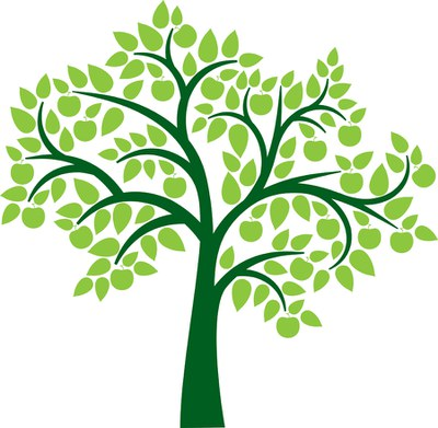 Graphic of Tree for Genealogy