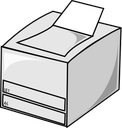Printer Graphic