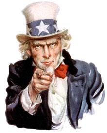Uncle Sam Military Recruitment